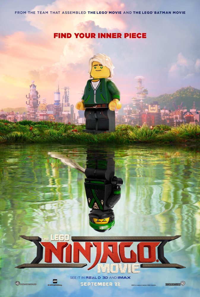 Смотреть трейлер The Lego Ninjago Movie (2017)