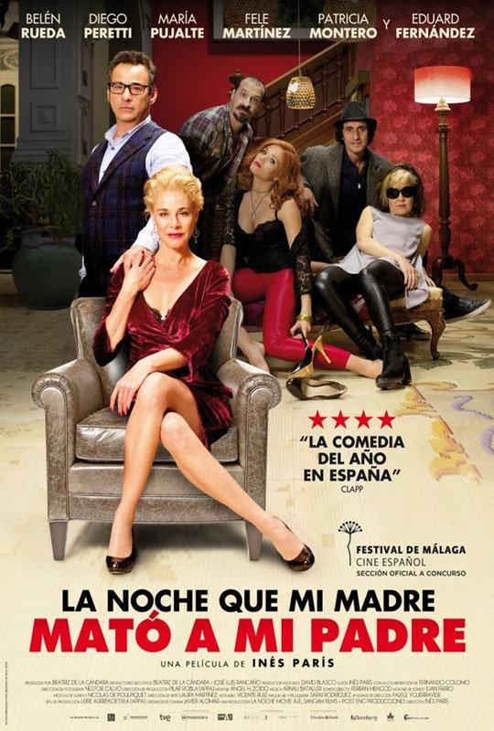 Смотреть трейлер La noche que mi madre mató a mi padre (2016)