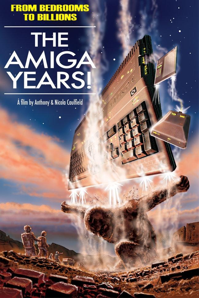 Смотреть трейлер From Bedrooms to Billions: The Amiga Years! (2016)