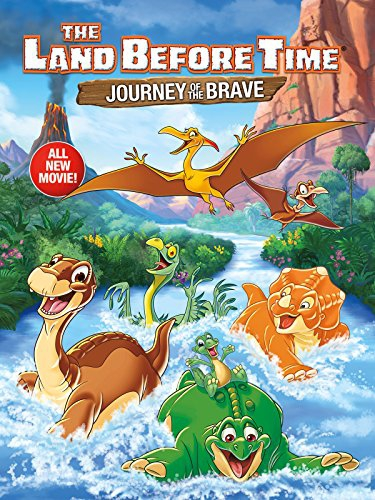 The Land Before Time XIV: Journey of the Heart (2016)
