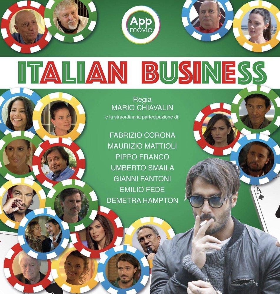 Смотреть трейлер Italian Business (2017)