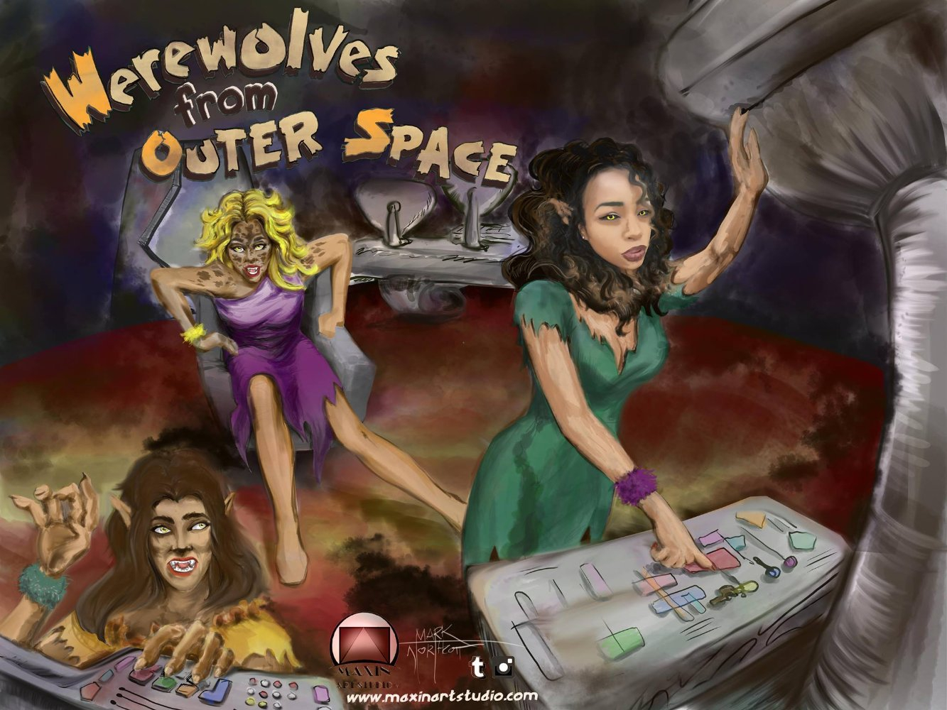 Werewolves from Outer Space (2017)