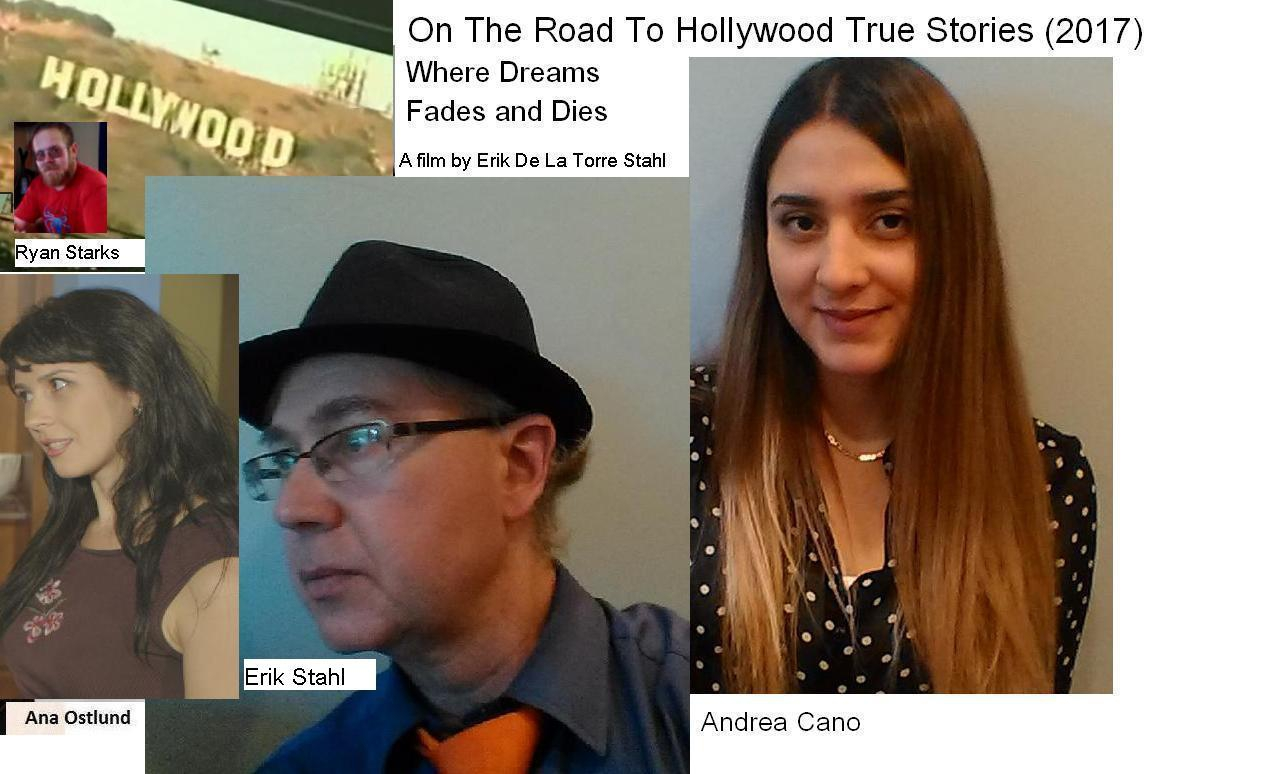 On the Road to Hollywood True Stories (2017)