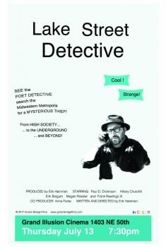 Смотреть трейлер Lake Street Detective (2017)