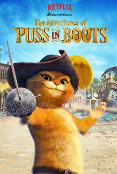Puss in Book: Trapped in an Epic Tale (2017) Online