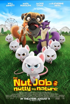 Смотреть трейлер The Nut Job 2: Nutty by Nature (2017)