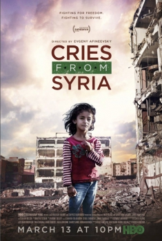 Смотреть трейлер Cries from Syria (2017)