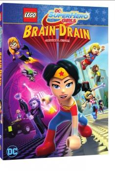 Смотреть трейлер Lego DC Super Hero Girls: Brain Drain (2017)