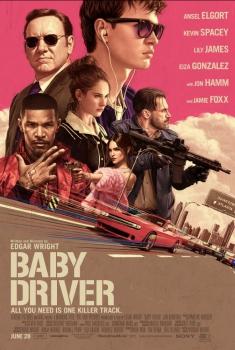 Смотреть трейлер Baby Driver (2017)