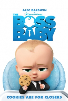 Смотреть трейлер The Boss Baby (2017)
