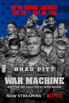 Смотреть трейлер War Machine (2016)