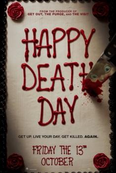Смотреть трейлер Happy Death Day (2017)