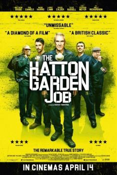The Hatton Garden Job (2016)
