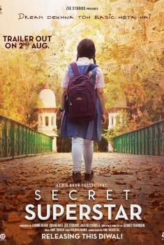 Смотреть трейлер Secret Superstar (2017)