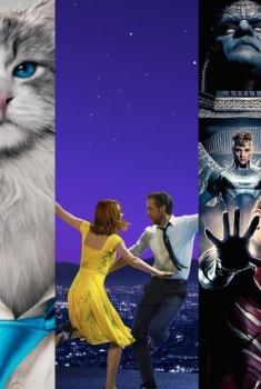 Best & Worst Movies of 2016 (2017)