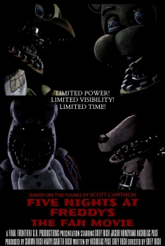 Five Nights at Freddy's: The Fan Movie (2017)