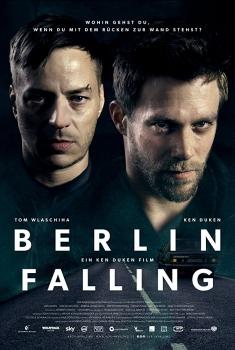 Смотреть трейлер Berlin Falling (2016)