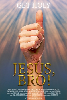 Смотреть трейлер Jesus, Bro! (2017)
