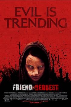 Смотреть трейлер Friend Request (2016)