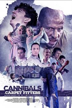 Смотреть трейлер Cannibals and Carpet Fitters (2017)