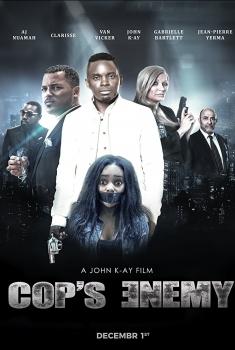 Смотреть трейлер Cop's Enemy (2017)