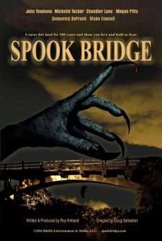 Смотреть трейлер Spook Bridge (2017)