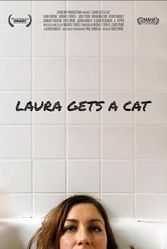 Смотреть трейлер Laura Gets a Cat (2017)