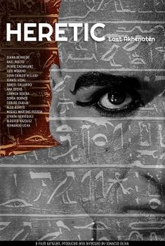 Смотреть трейлер Heretic. Last Akhenaten (2017)
