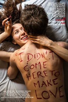 I Didn't Come Here to Make Love (2017)