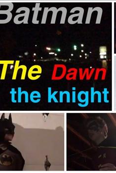 Batman the Dawn of the Knight (2017)