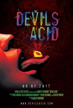 Смотреть трейлер Devil's Acid (2017)