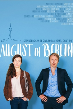 Смотреть трейлер August in Berlin (2017)
