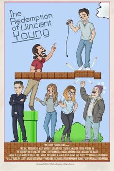 Смотреть трейлер The Redemption of Vincent Young (2017)