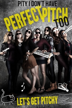 Pity I Don't Have Perfect Pitch Too (2017)