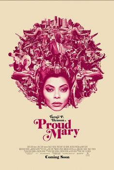 Смотреть трейлер Proud Mary (2018)