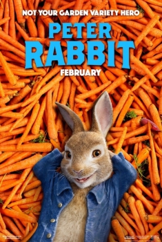 Смотреть трейлер Peter Rabbit  (2018)