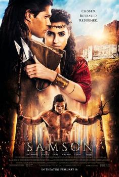Смотреть трейлер Samson (2018)