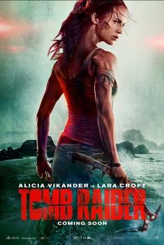 Смотреть трейлер Tomb Raider (2018)