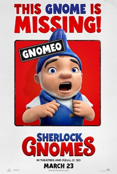 Смотреть трейлер Sherlock Gnomes (2018)