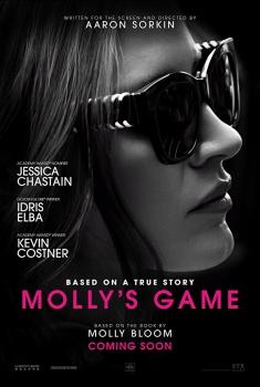 Смотреть трейлер Molly's Game (2017)