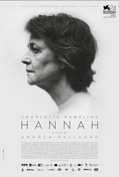 Смотреть трейлер Hannah (2017)