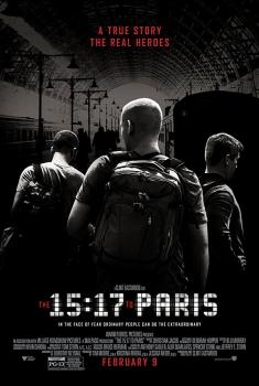 Смотреть трейлер The 15:17 to Paris (2018)