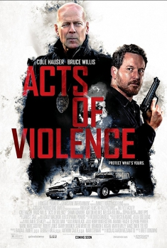 Смотреть трейлер Acts of Violence (2017)