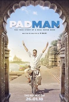 Смотреть трейлер Padman (2018)