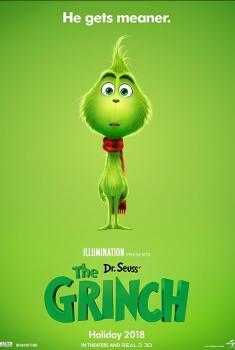 Смотреть трейлер The Grinch (2018)