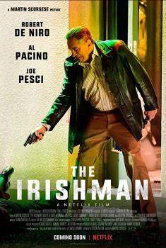Смотреть трейлер The Irishman (2018)
