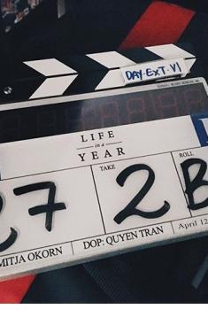 Смотреть трейлер Life in a Year (2018)