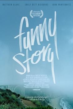 Смотреть трейлер Funny Story (2018)