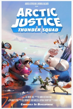 Arctic Justice (2019) Online