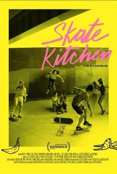 Смотреть трейлер Skate Kitchen (2018)